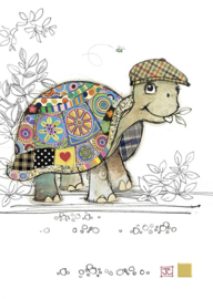 G007 Tommy Tortoise - BugArt