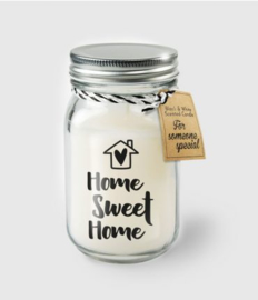Scented Candles 20 - Home sweet home