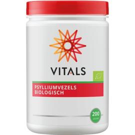 Psylliumvezels biologisch- 200 gram