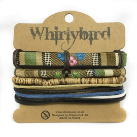 Whirly Bird Armband - S5