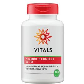 Vitamine B complex actief - 100 capsules