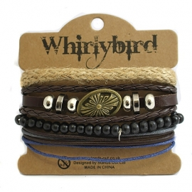 Whirly bird Armband - S98