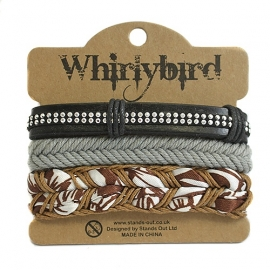 Whirly bird Armband - S99