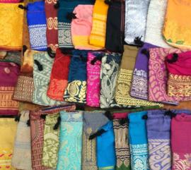 ImseVimse SET wasbare tampons - 12 stuks - Flower 100% Organic Cotton