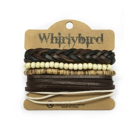 Whirly Bird Armband - S10