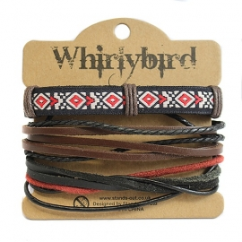 Whirly bird Armband - S91