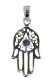 amethist hanger