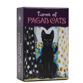 Tarot of Pagan Cats mini - Magdelina Messina