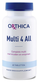 Multi 4 all - 60 tabletten