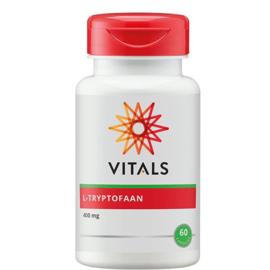 L-Tryptofaan - 60 capsules