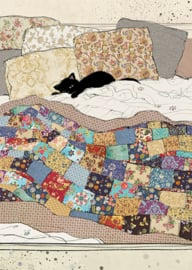 H030 Bed Kitty - BugArt