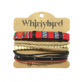 Whirly Bird Armband - S12