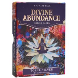 Divine Abundance Oracle Cards - Tosha Silver