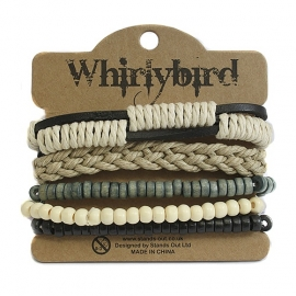 Whirly bird Armband - S73