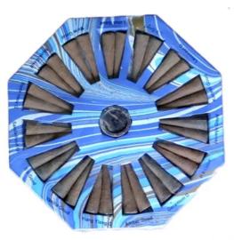 Gouden cirkel - 15 geuren x 2 kegeltjes