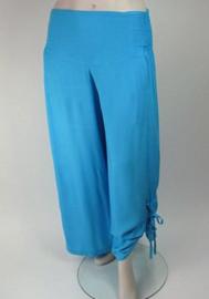 Zomerbroek  turquoise