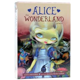 Alice: The Wonderland Oracle - Jasmine Becket-Griffith