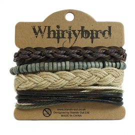 Whirly bird Armband - S75