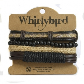 Whirly bird Armband - S79