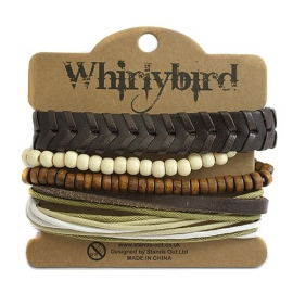 Whirly bird Armband - S87