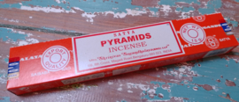 Wierook Satya PYRAMIDS - 15 gram