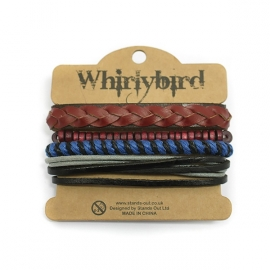 Whirly Bird Armband - S18