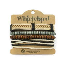 Whirly bird Armband - S44