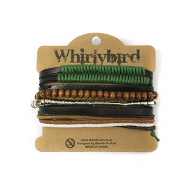 Whirly Bird Armband - S30