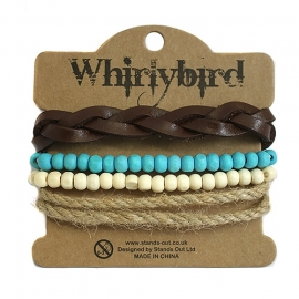 Whirly bird Armband - S56