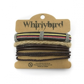 Whirly Bird Armband - S6
