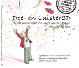 Doe- en Luister CD - Wendy Traa