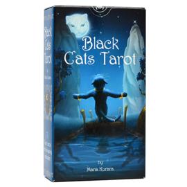 Black Cats Tarot - Maria Kuara