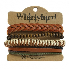 Whirly bird Armband - S67