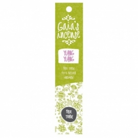 GAIA'S INCENSE FAIR TRADE -  YLANG YLANG