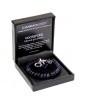Charmology armband rond - Voorspoed - Blauwe goudsteen