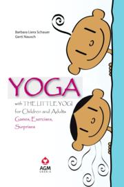 Yoga - with little Yogi for Children & AdultsSet with Book and Cards for Children and Adults