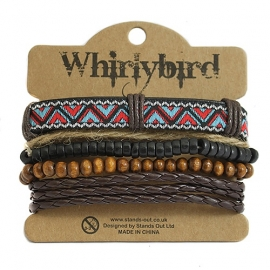 Whirly bird Armband - S52