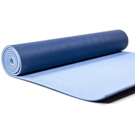 Yoga mat - Yogi & Yogini PVC Deluxe Indigo