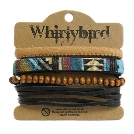 Whirly bird Armband - S50