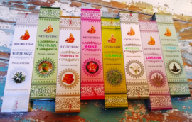 Ayurvedic ROSE masala incense