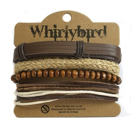 Whirly bird Armband - S104