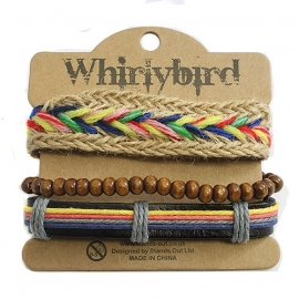 Whirly bird Armband - S113