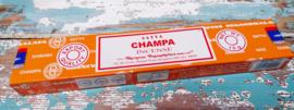 Wierook Satya CHAMPA Incense - 15 gram