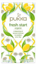 Fresh start - Pukka thee