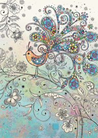 E032 Doodle Bird - BugArt