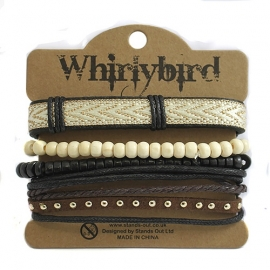Whirly bird Armband - S107