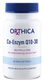 Co-enzym Q10 30 - 60 softgels