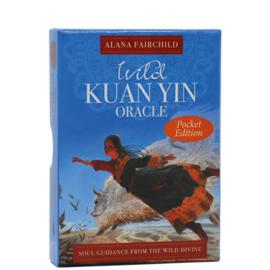 Wild Kuan Yin Oracle pocket