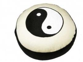 Yin Yang - zwart / wit