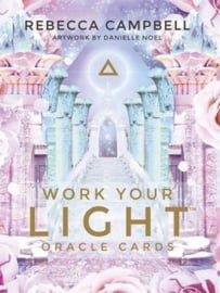 Work Your Light Oracle Cards - Rebecca Campbell